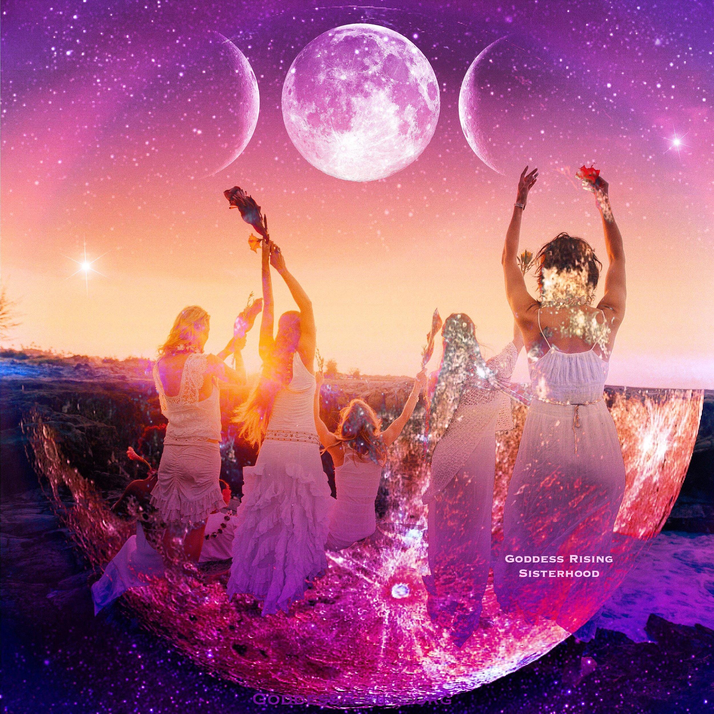 Blog — Goddess Rising Mystery School