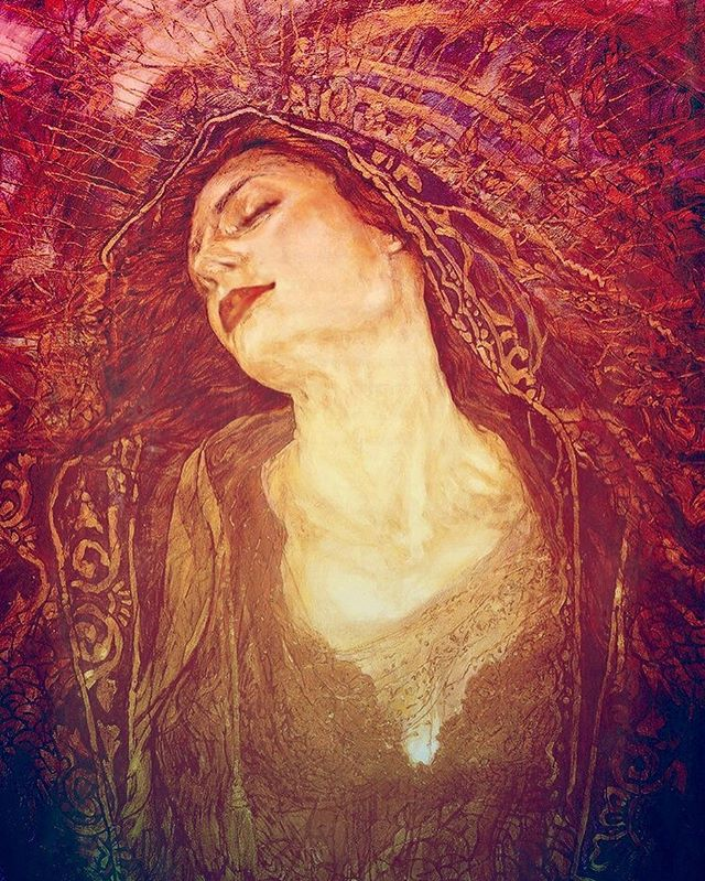"🌹Mary Magdalene's Presence is re-emerging strongly on the planet now during this era of monumental shift. She is rising in our consciousness, resurrecting Rose Codes of the Divine Feminine Christ and guiding us to embody our Holy Feminine Power, Sovereignty, Erotic Innocence, Leadership and Sacred Service. . . July 22nd is Her Feast Day that was officially (and finally!) honoured by the Vatican on June 10, 2016 as the ""Apostle of All Apostles"" (though She was even more..) after being cast by the church for centuries! . Welcoming you with great devotion to gather with us in Global Sisterhood: . . 🌹THE ROSE CODE🌹 2nd Annual Mary Magdalene Feast Day Online Sisterhood Retreat, July 20-22. . 🌹Activate The Rose Code Wisdom & Magdalene Flame Awakening within you and our Global Sisterhood 🌹Immerse in Light & Shadow Teachings of The White, Red and Pink Rose Codes for Embodied Devotional Leadership 🌹Surrender burdens or heaviness preventing you from living in your Truth and Authentic Power & Sovereignty 🌹Commune with Mary Magdalene & the Sanctuary of our shared circle for Guidance, Support and Soul Nourishment