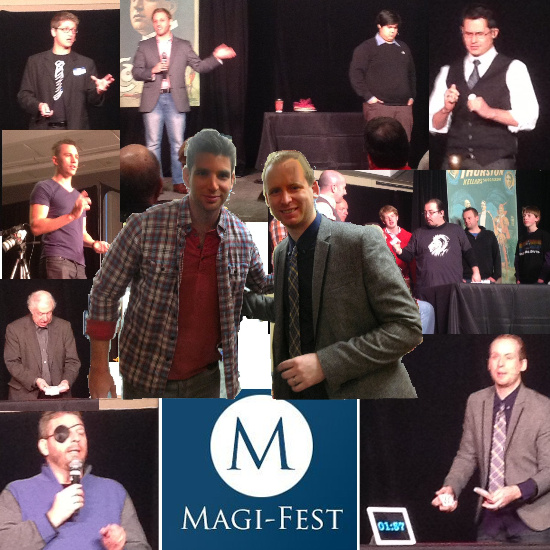 MagiFest 2013 Photos - Day 3