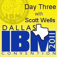 "I.B.M. Day Three - A ""Nearly Lost Episode"" from Dallas, TX"