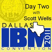 "I.B.M. Day Two - A ""Nearly Lost Episode"" from Dallas, TX"