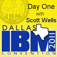 """I.B.M. Day One - A """"Nearly Lost Episode"""" from Dallas, TX"""