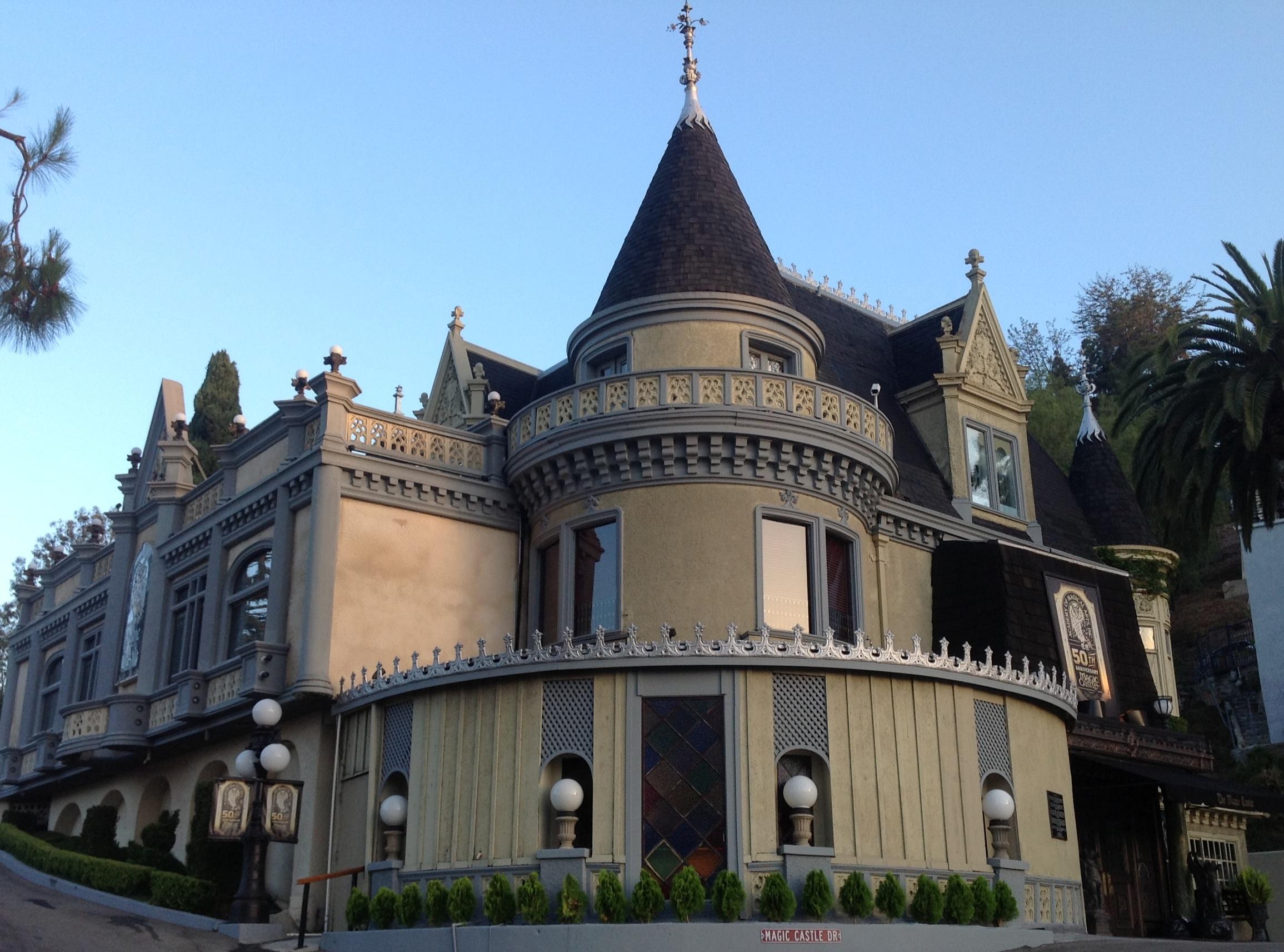 The Magic Castle
