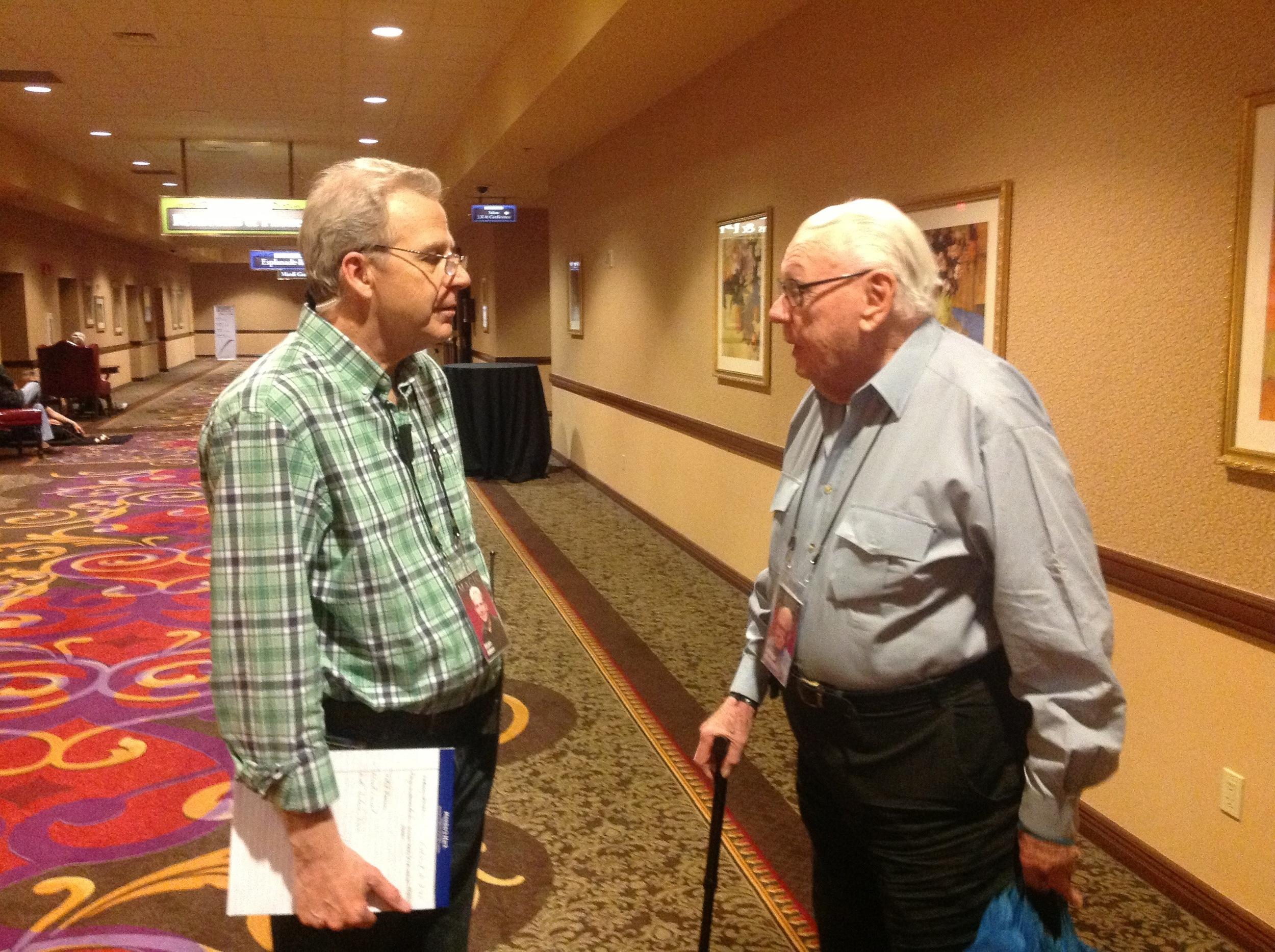 Stan Allen & Arthur Emerson