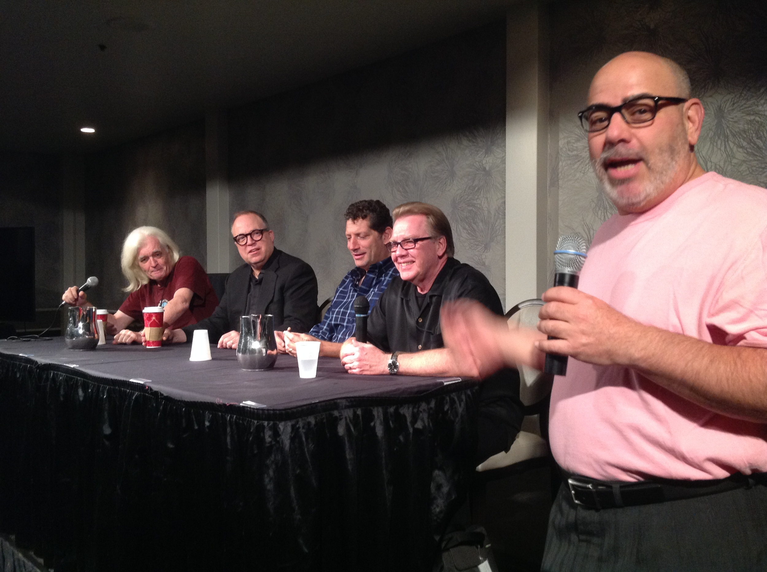 Panel discussion on Q&A