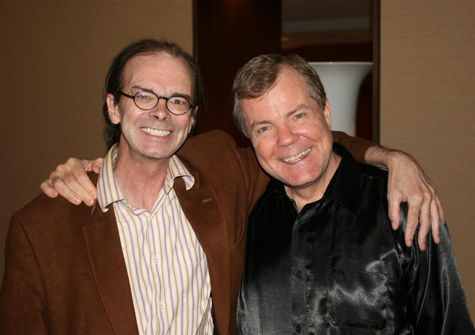 Simon Lovell and Scott at Midwest Magic Jubilee 2011.jpg