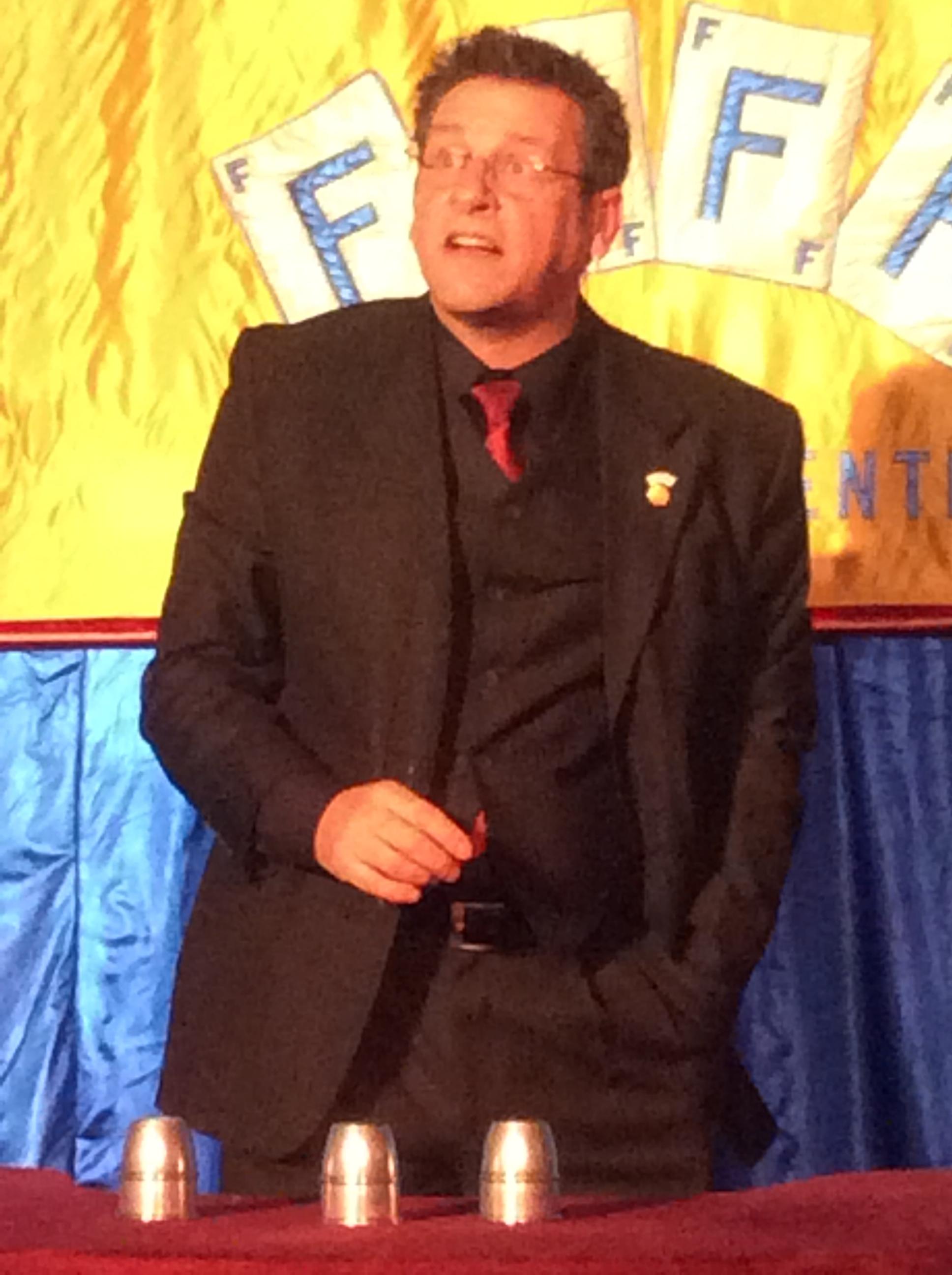 Shawn Farquhar, 2014 Guest of Honor - Canada