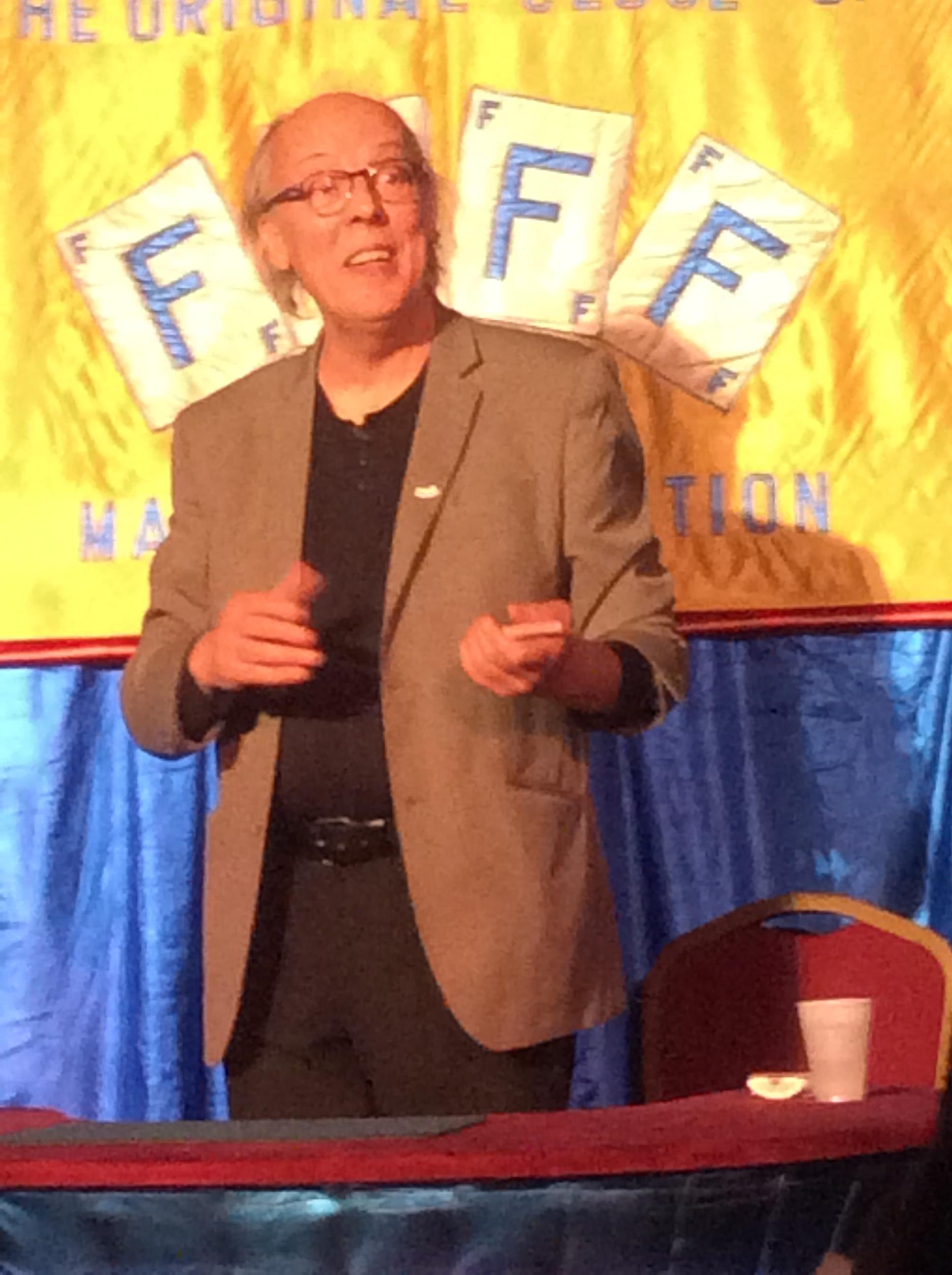 Bruno Copin, Lecturer - France