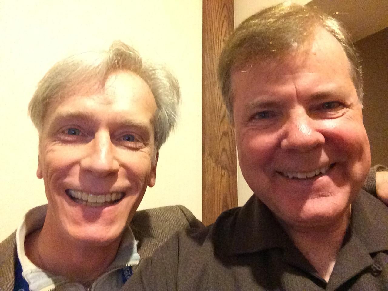 Chris Pilsworth & Scott Wells