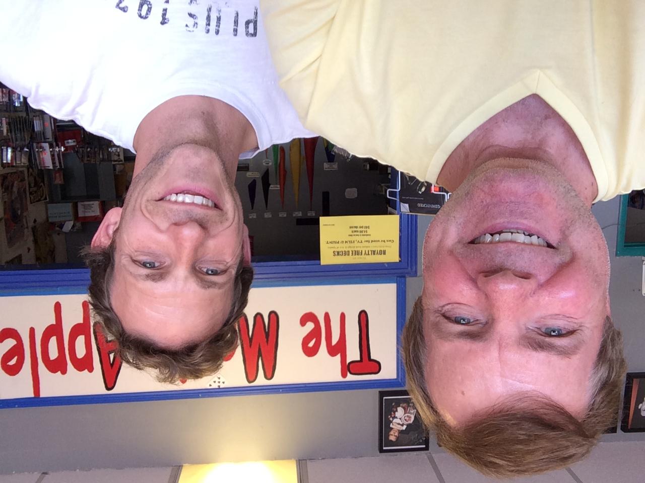 Scott Wells & Jonathan Levit