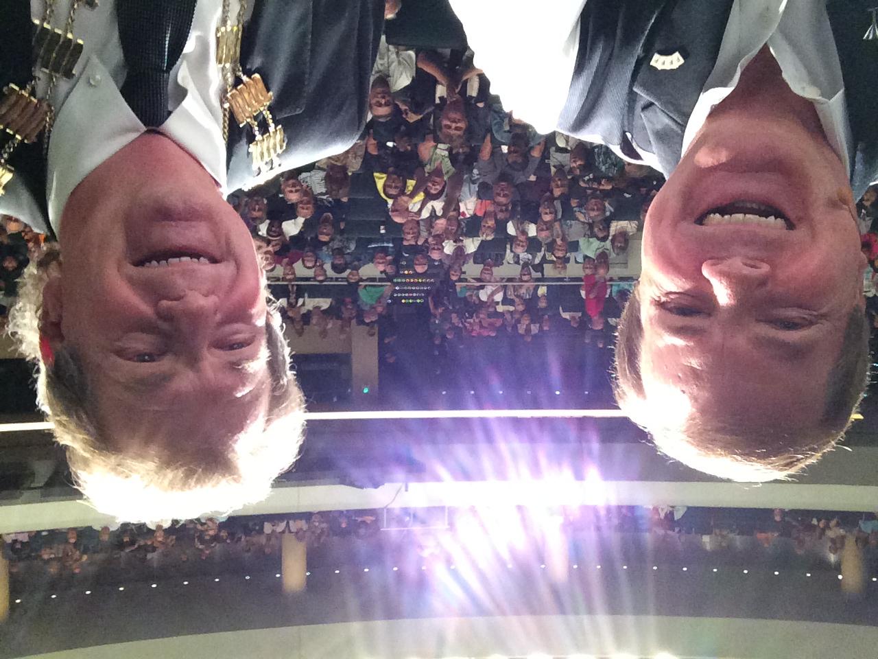 Scott & Bill Evans