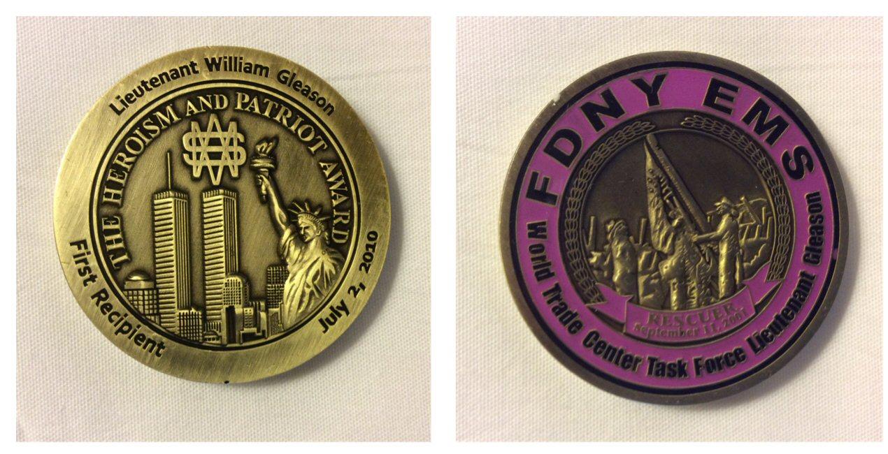 Bill Gleason's Coin