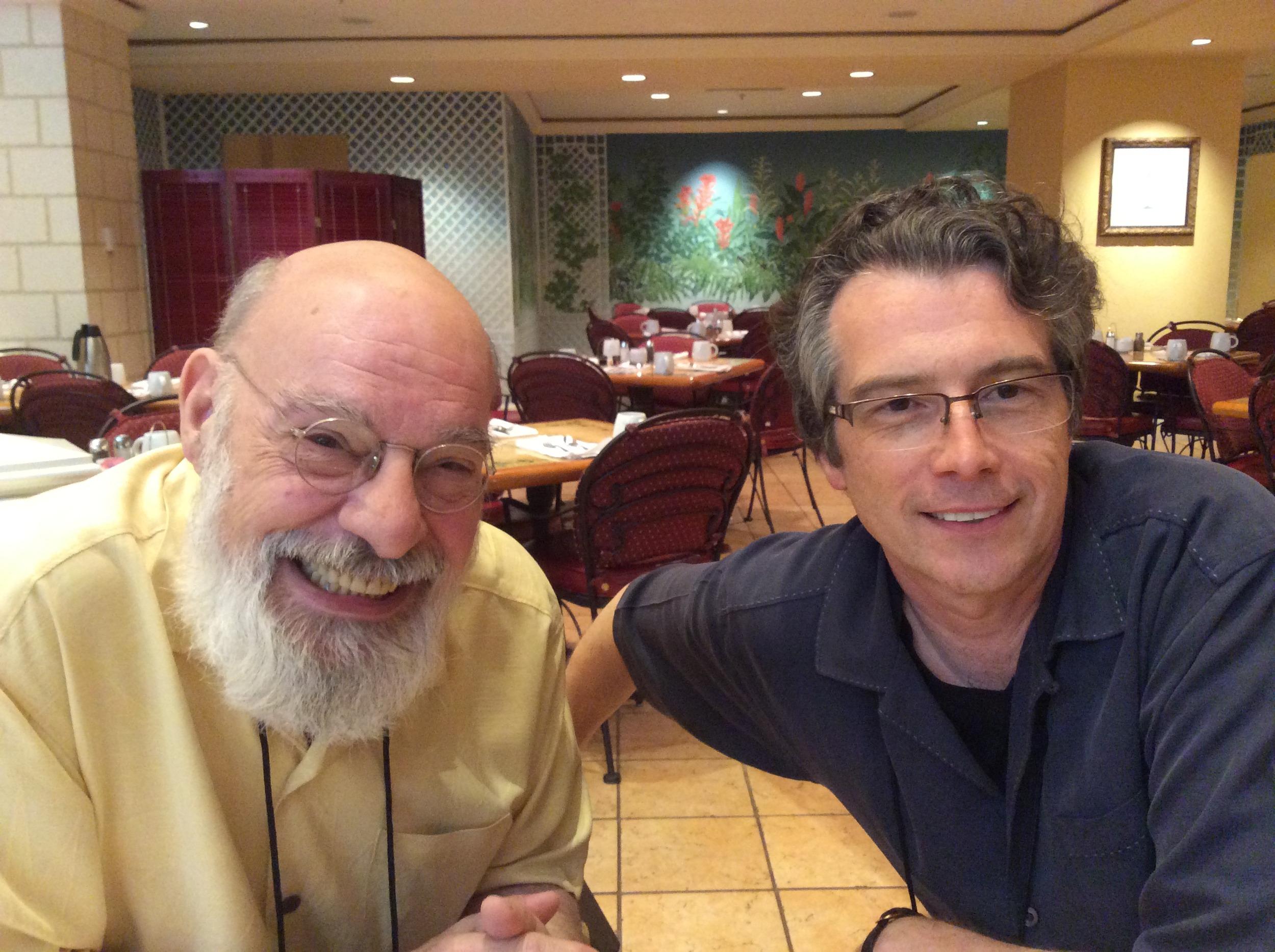 Eugene Burger &  Dr. Larry Hass