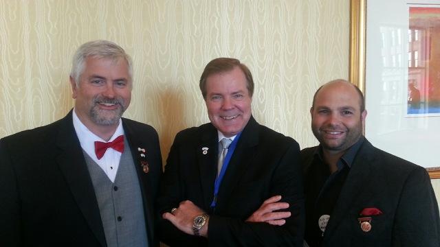 Mark Weidhaas, Scott & Vinny Grosso