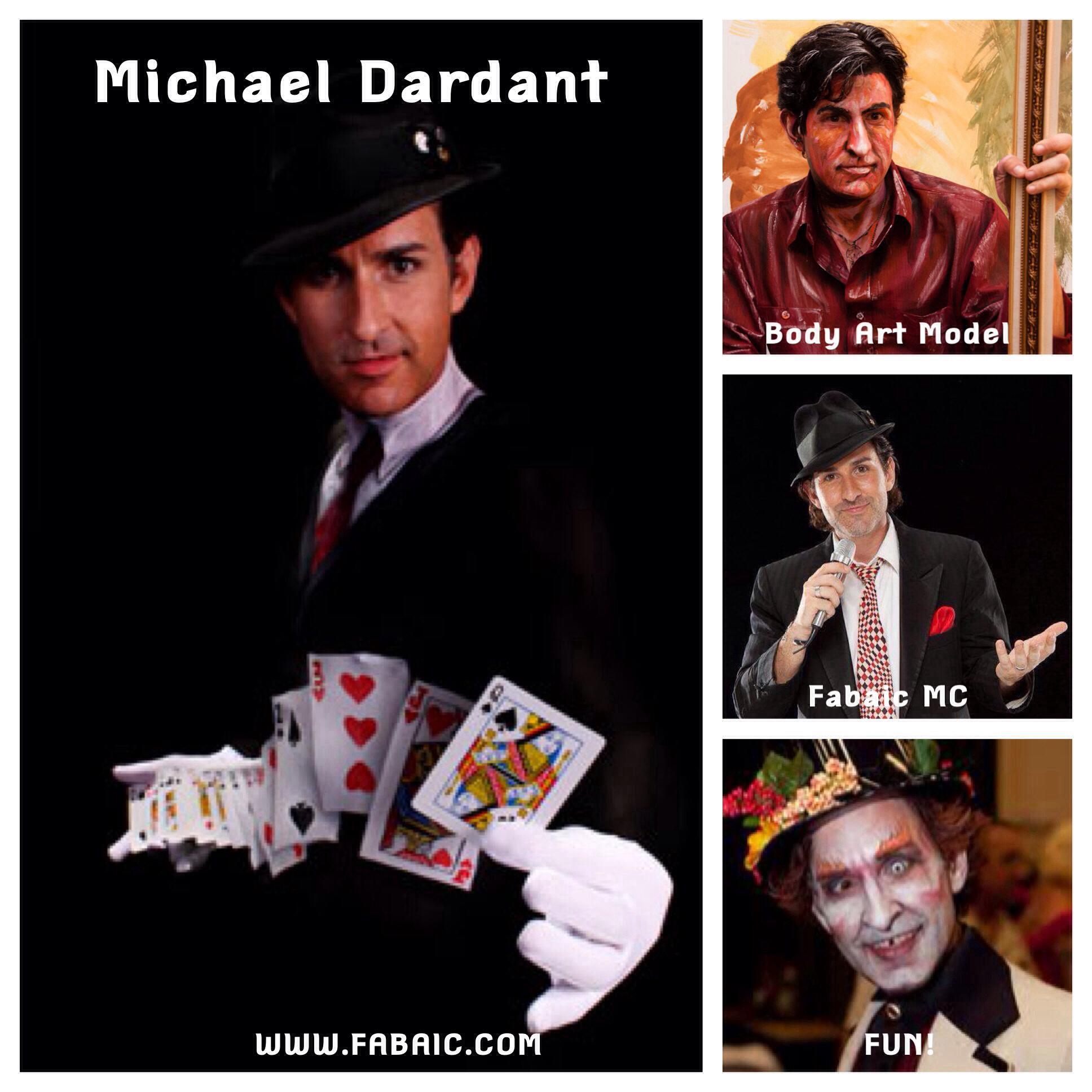 Michael Dardant