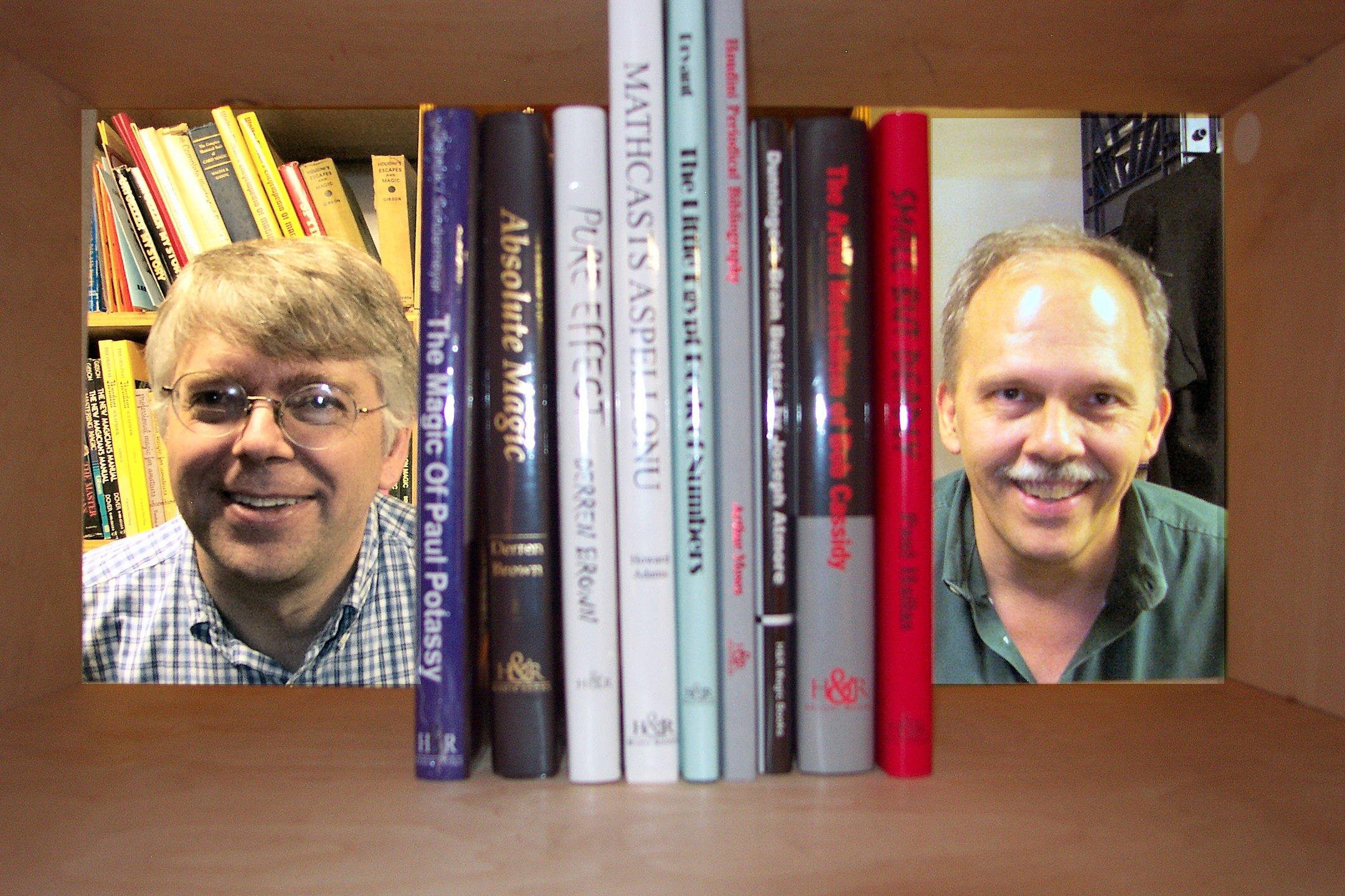 H&R Magic Books