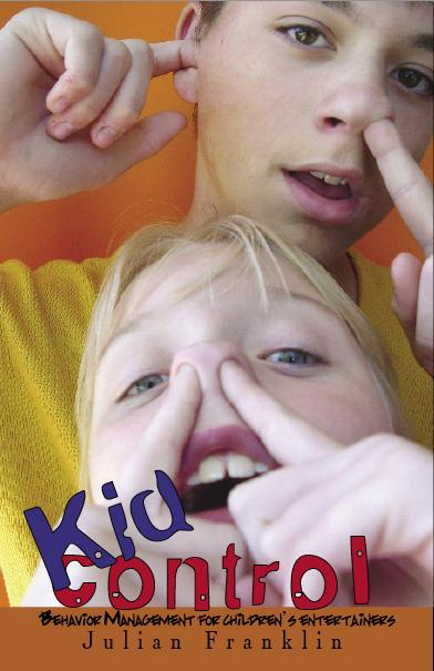 Click on the image for more information and to order Kid Control by Julian Franklin.