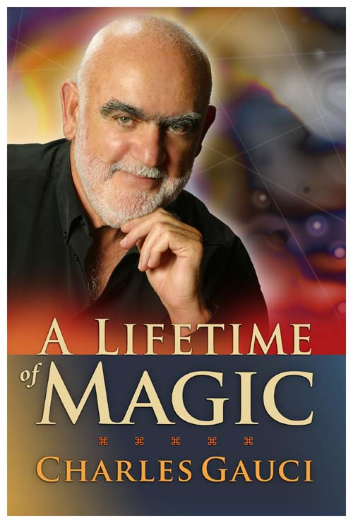 Click on the image above to be taken to Stevens Magic Emporium to order a last remaining copy of this book.