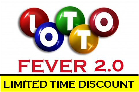 """Click on the banner above to buy Lotto Fever 2.0 through my PayPal Shop for $29.95 plus shipping ($5.00 below current price and before the retail price goes to $39.95) Be sure to click on the correct shipping (Domestic or Foreign). Also available through the """"Shop By Credit Card"""" storefront, too, if you prefer not to use PayPal. Offer ends on October 18, 2014."""