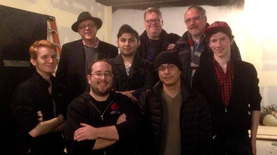 Chicago Magic Lounge Crew
