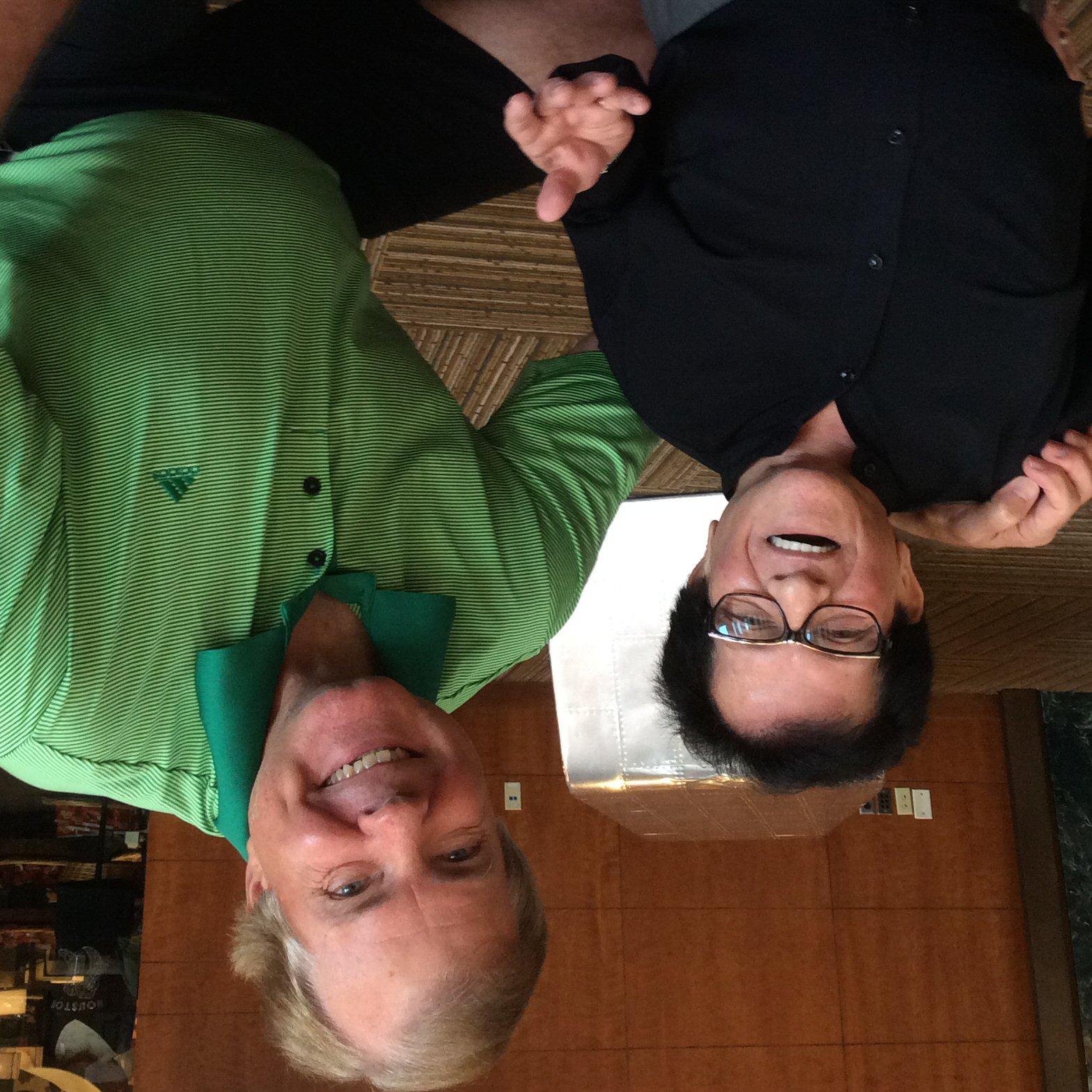 Antonio Hoyos and Scott Wells