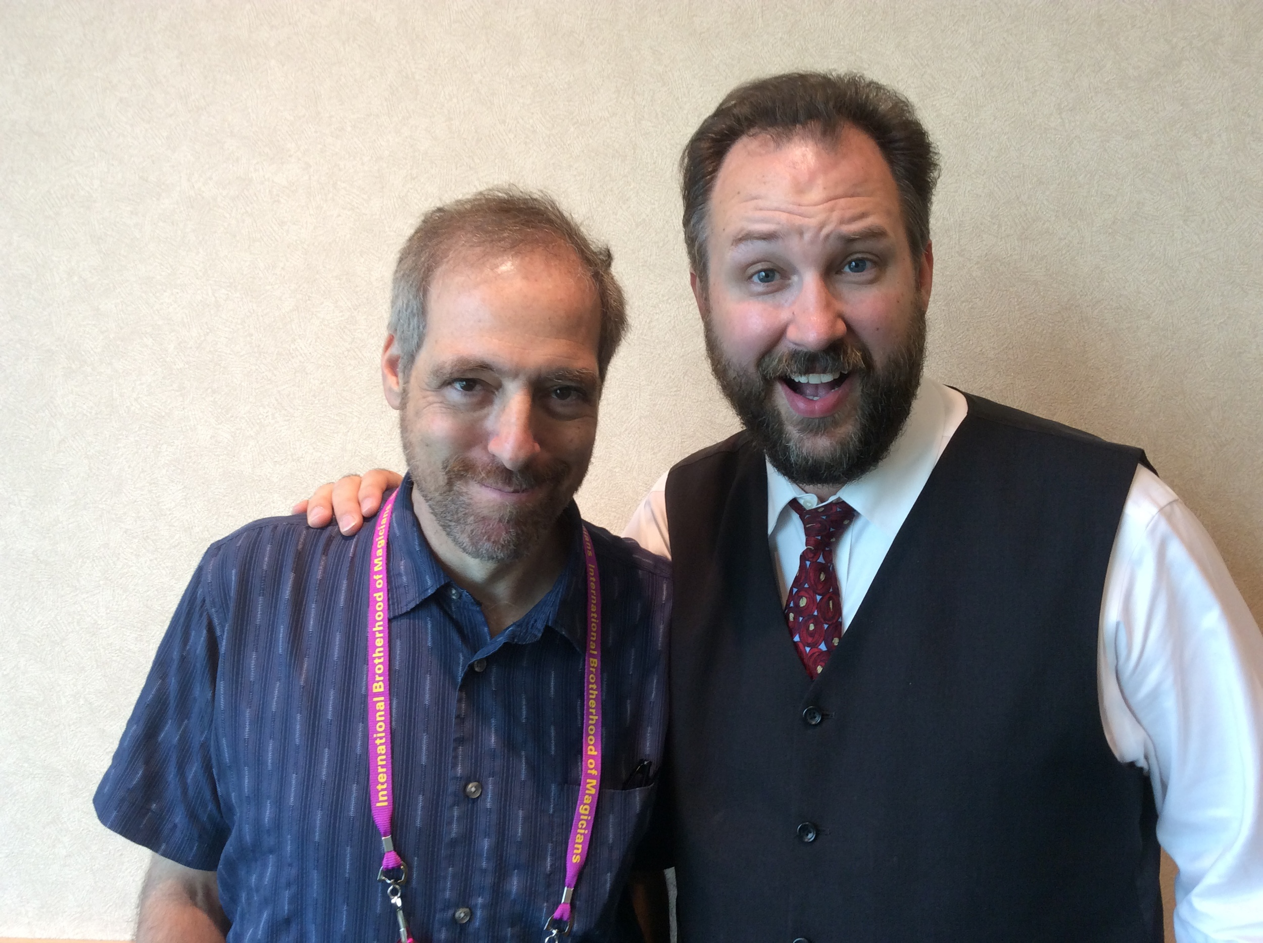 David Kaplan & Dave Cox