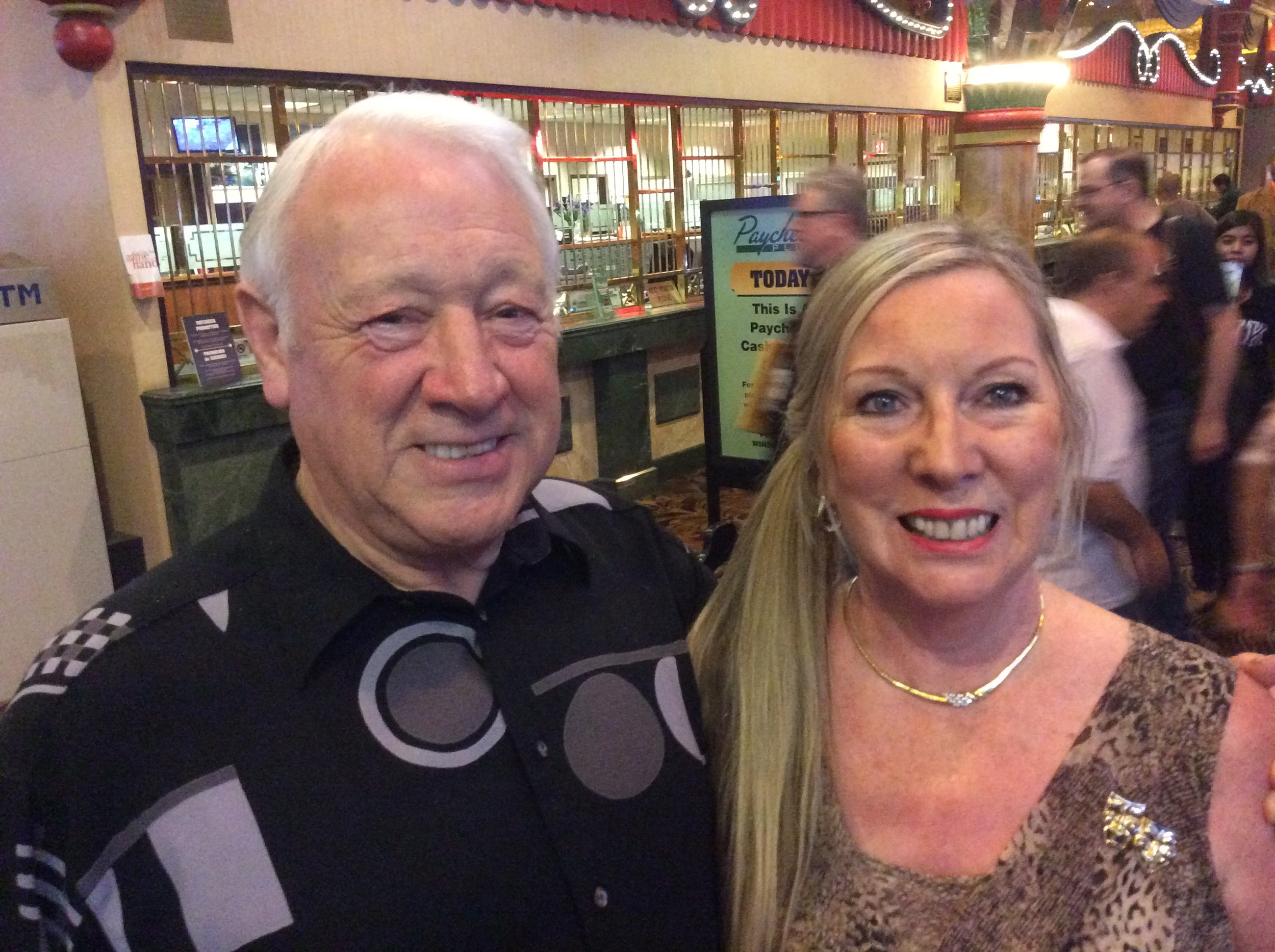 Bill and Marlene Seagraves