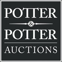 """Check back with Potter & Potter from time to time to see when the Nielsen Poster collection will be put """"on the auction block""""."""