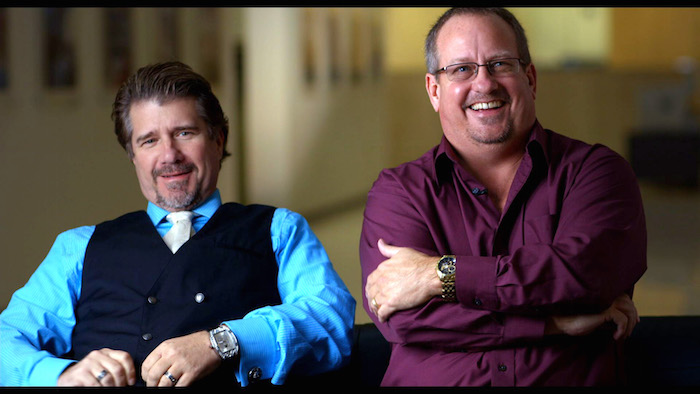 Steve Shaw (Banachek) and Mike Edwards