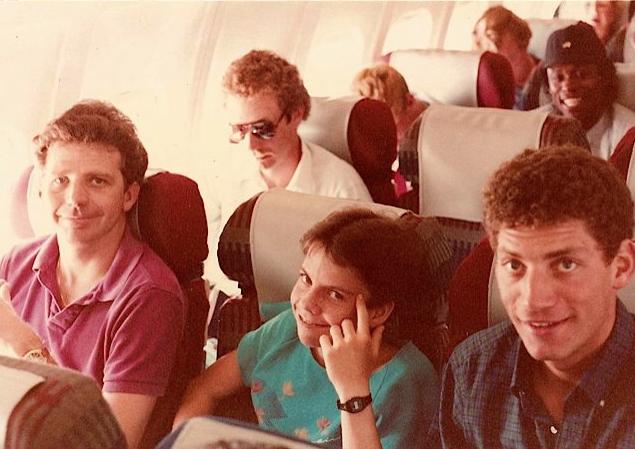 Stan Allen, David Deeble and Michael Weber
