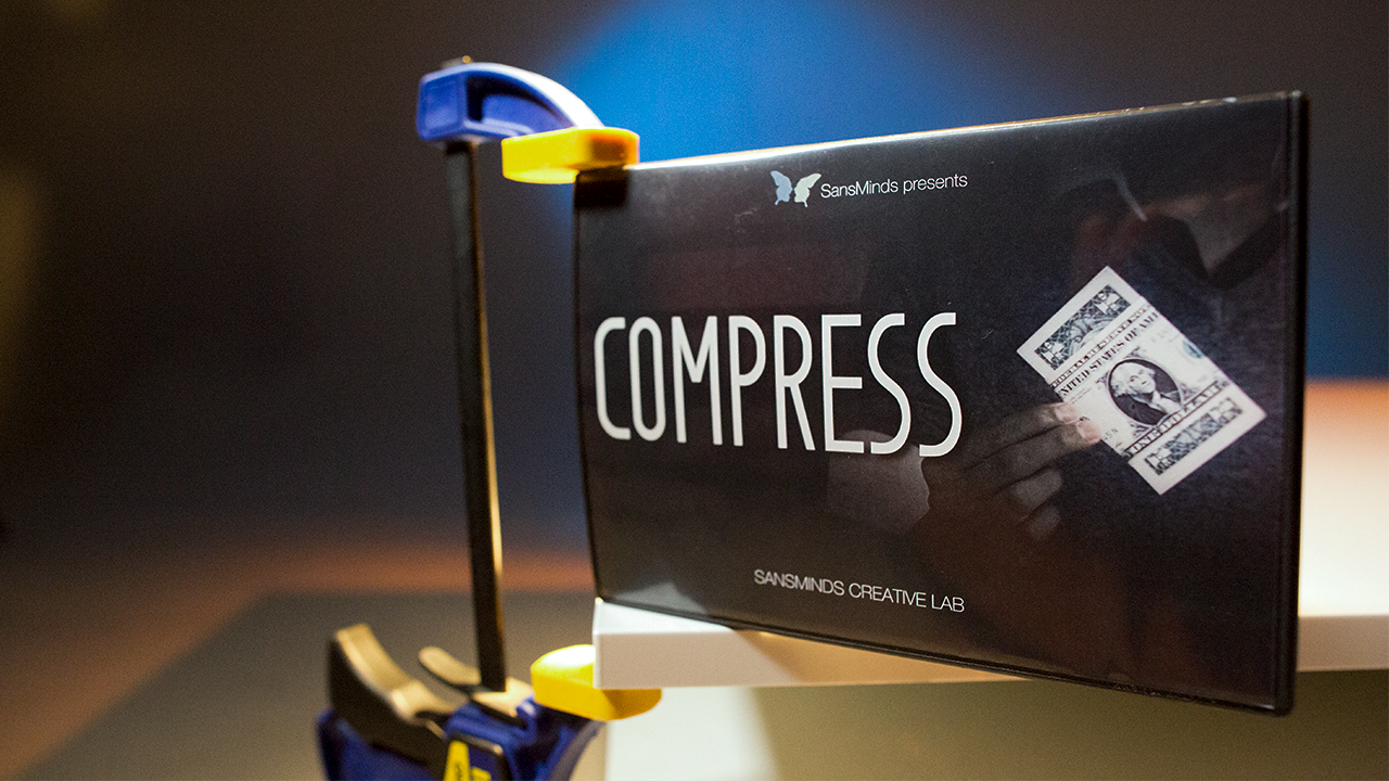 Click on the graphic above to view the promo video of Compress.