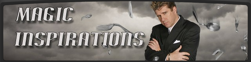 """Do you like mentalism? Click on the banner above to visit the website for all things """"Banachek""""."""