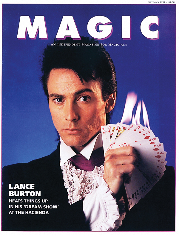 September 1991 MAGIC Magazine (Issue #1)