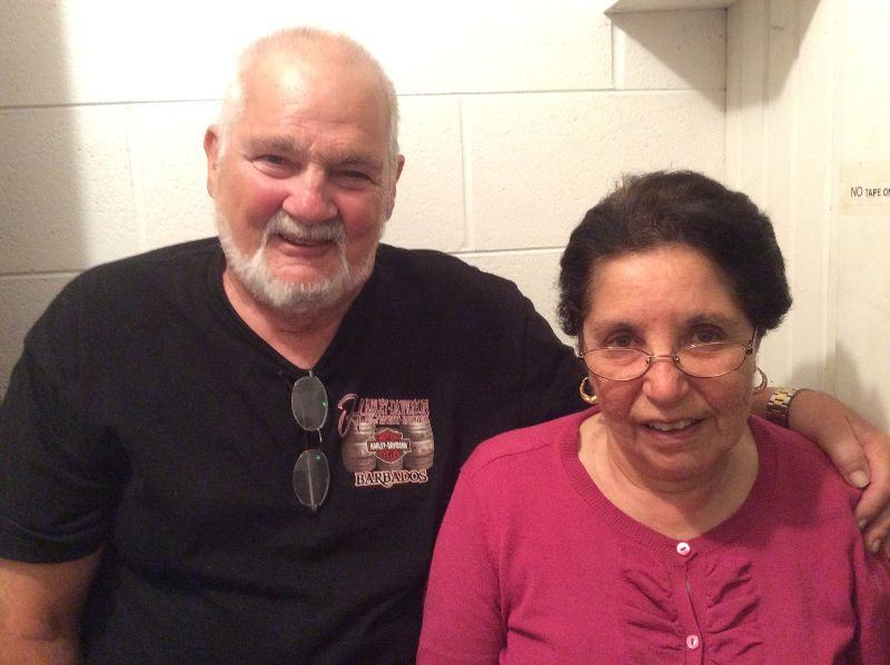 Dave and Roseann Cresey