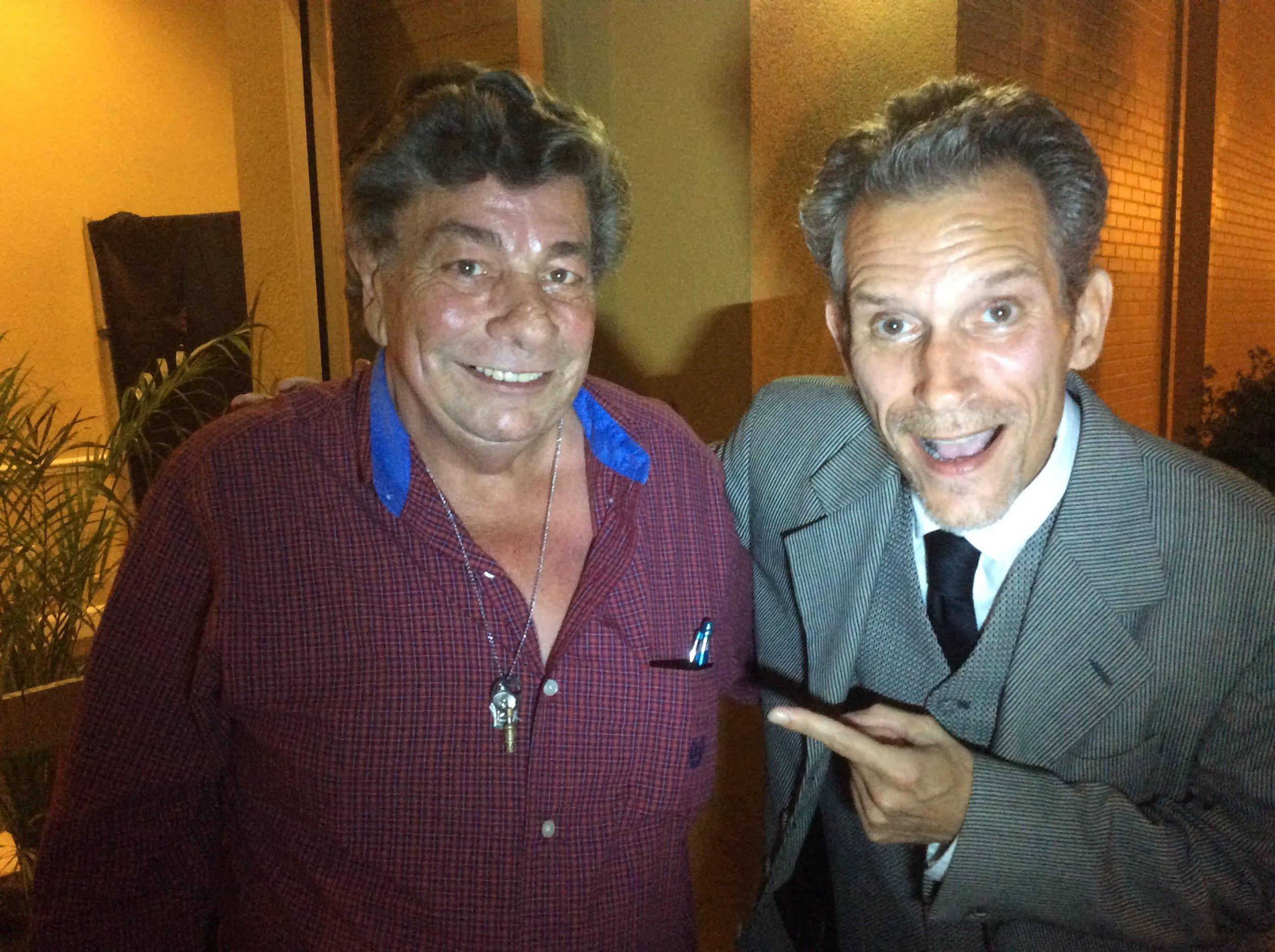 John Cornelius and Chip Romero