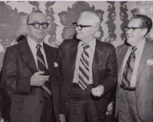 Faucett Ross, Dai Vernon and Ross Bertram