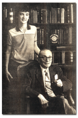 Faucett Ross and Mildred Peatree