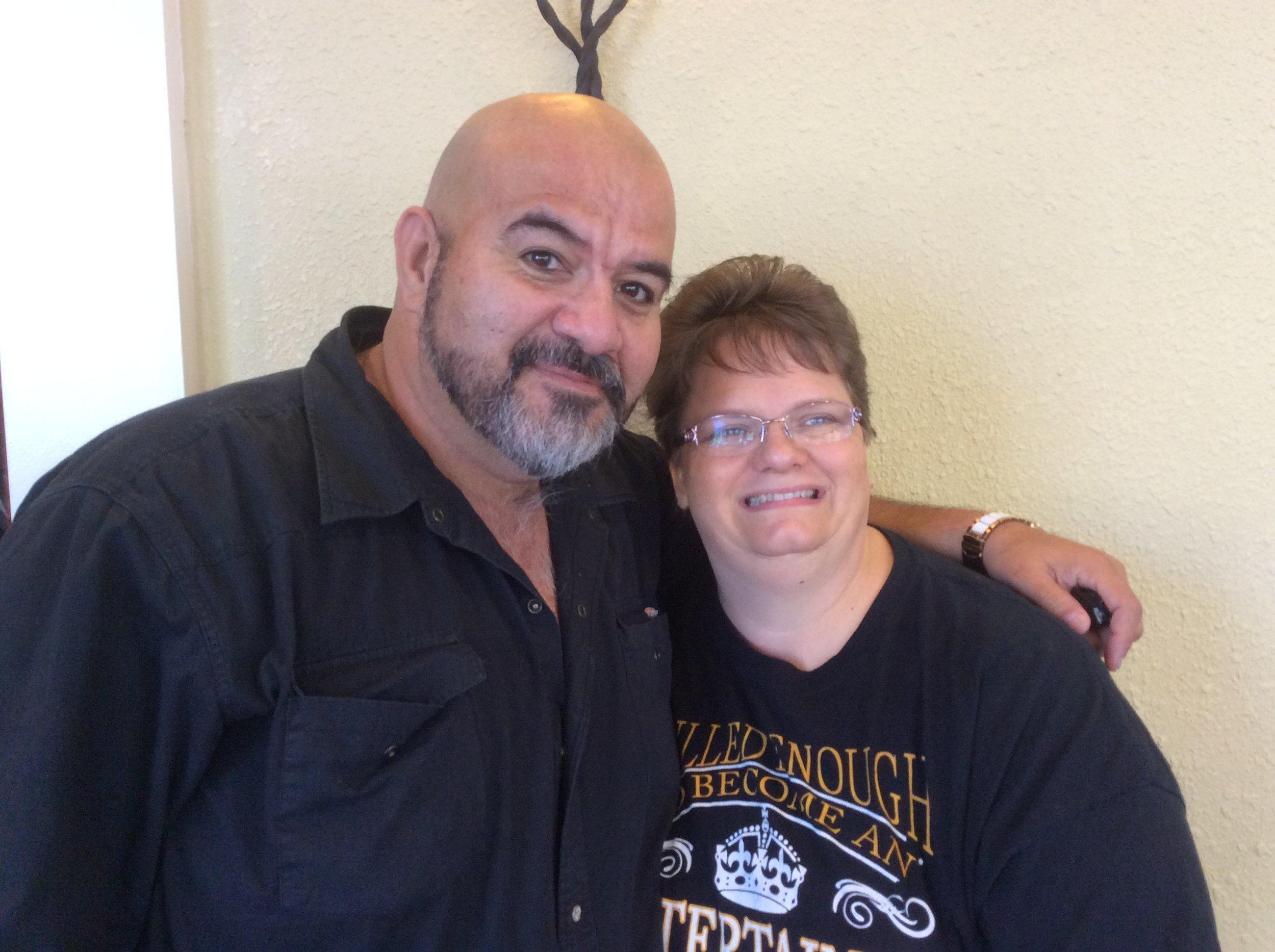 Oscar and Melody Munoz