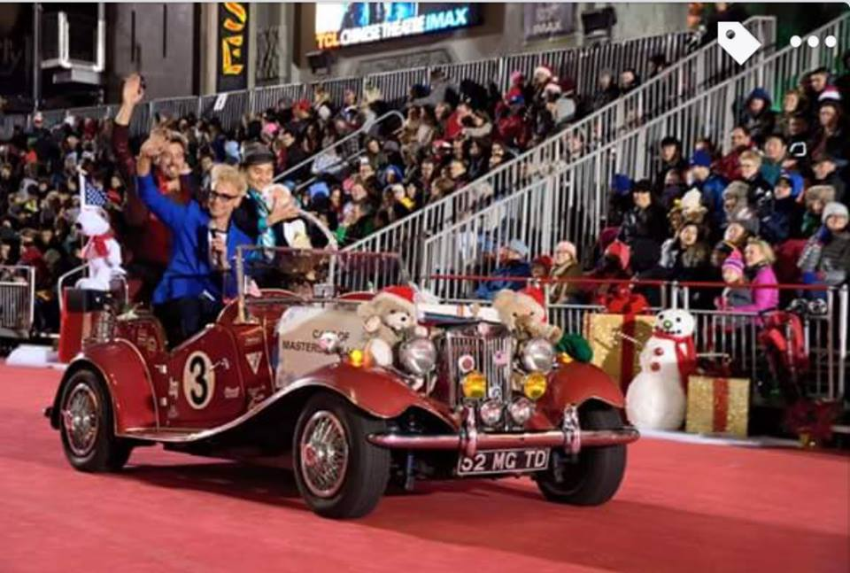 Murray in car in parade.jpg
