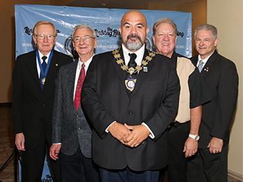 I.B.M. Officers for 2016-2017