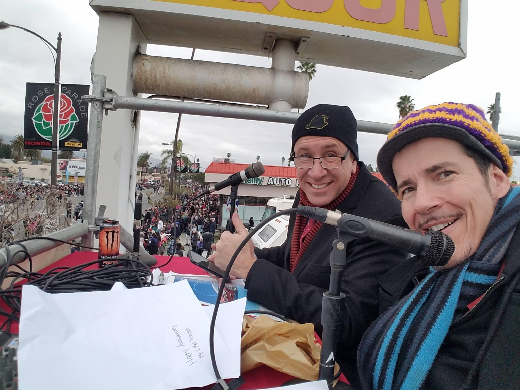 Bruce Gold and Robert Baxt
