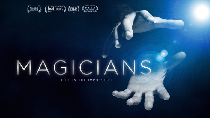 Click the banner to visit the website and learn more about MAGICIANS - Life in the Impossible.