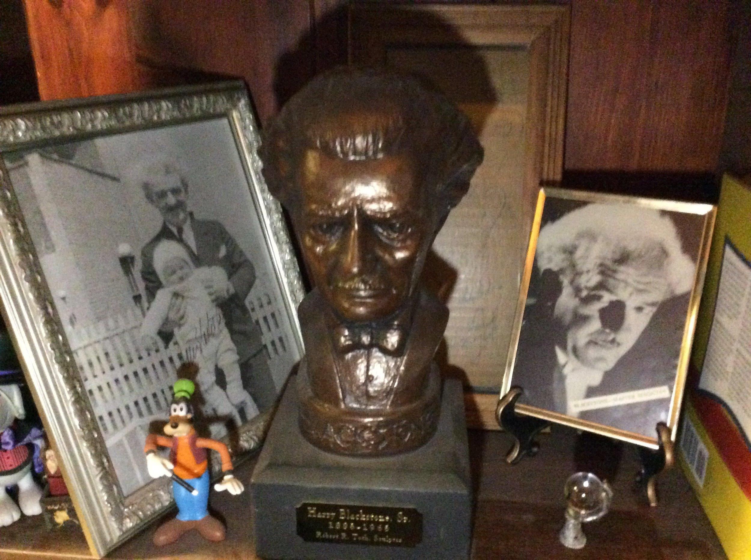 Harry Blackstone, Sr. memorabilia