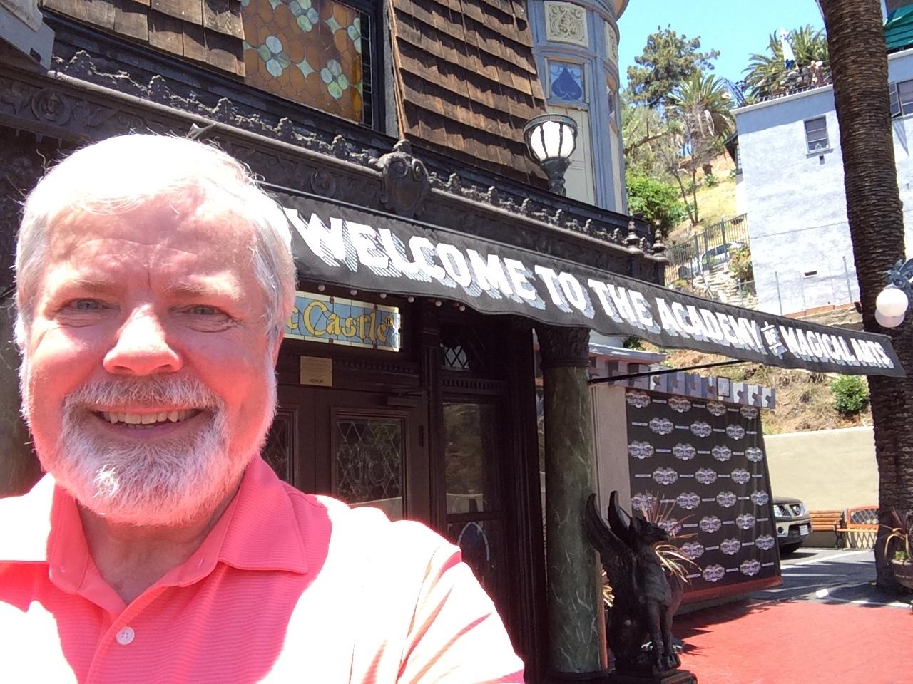 Scott at Castle.JPG