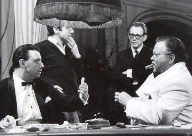 David Berglas, Ali Bongo and Orson Welles