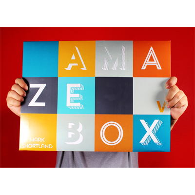 Click on the graphic above for more information about the Amazebox by Mark Shortland.