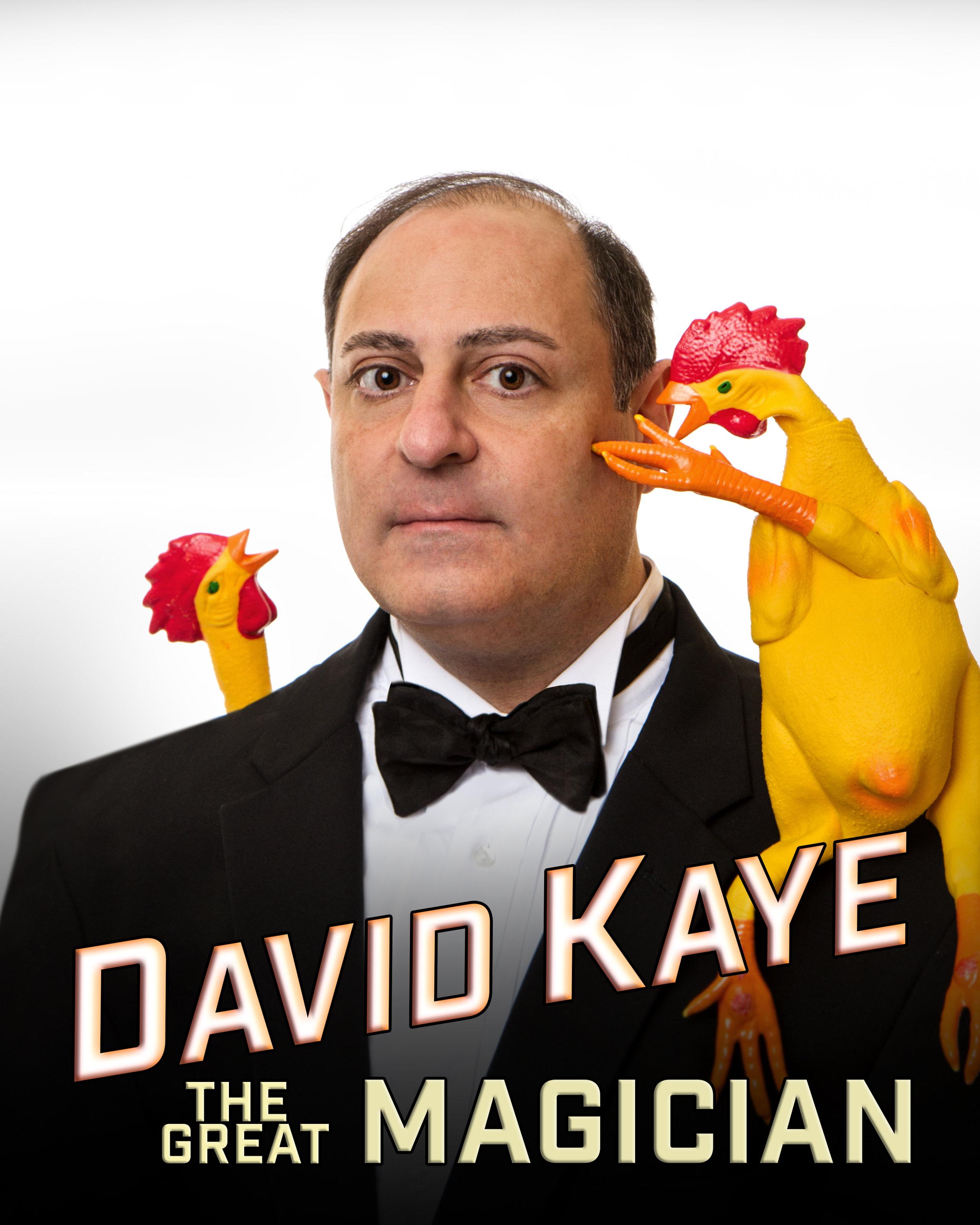 "David ""Silly Billy"" Kaye"