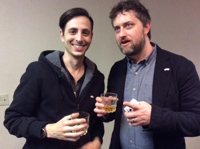 Steve Himmel and Ricky Smith