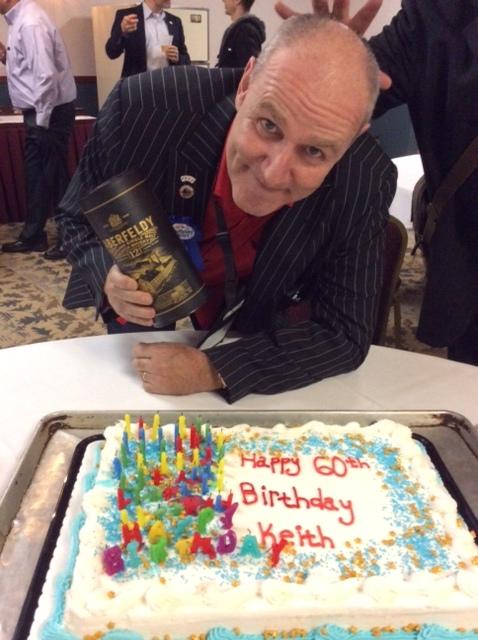 Happy Birthday, Keith Fields