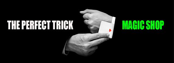 """Eric Citron is the """"man behind the curtain"""" and dependable dealer who owns and operates ThePerfectTrick.com."""